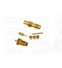 karburátor javító készlet SIMSON S 51 / S 70 / ROLLER SR 50 / ROLLER SR 80 16N3-11 Német Minőség EAST ZONE