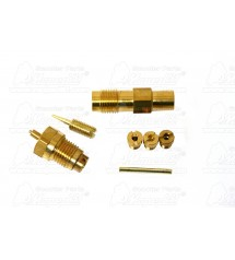 karburátor javító készlet SIMSON S 51 / S 70 / ROLLER SR 50 / ROLLER SR 80 16N3-1/2/4 Német Minőség EAST ZONE