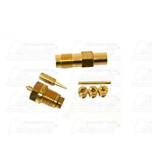 karburátor javító készlet SIMSON S 51 / S 70 / ROLLER SR 50 / ROLLER SR 80 16N3-3 16N3-5 (Z073-000) Német Minőség EAST ZONE