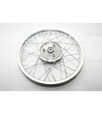 fűzött kerék SIMSON S 50 / S 51 / S 70 / SCHWALBE KR 51 / SPERBER / STAR 275x16 (1,6x16) komplett alumínium  Német Minőség