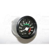 fordulatmérő óra